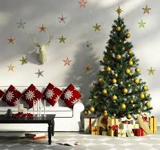 Simple Christmas Tree Decorating Ideas Christmas Decorating Ideas For 2014 Home Decoration