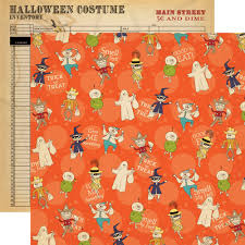 collections echo park paper co trick or treat