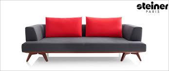 steiner canapé steiner fauteuils canapés marques designer bastia corse 2b calvi 2a