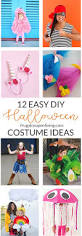 12 easy diy halloween costume ideas for everyone