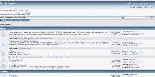 bitcoin forum why is the bitcointalk forum down coinbuzz