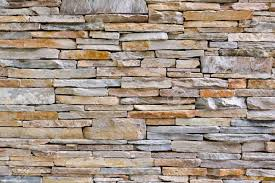 modern pattern of stone wall decorative surfaces stock photo