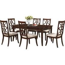 Hayley Dining Room Set Kelly Ripa Home Hayley 7 Pc Dining Set Dining Table U0026 6 Side