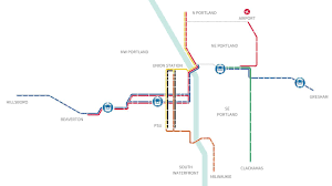 Portland Trimet Map by Rose Quarter Max Improvements Overview Youtube