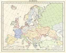 Map Of Europe 1600 Kaiserreich 1936 Vol2 By Milites Atterdag D9cg6yz Jpg 1600 1284