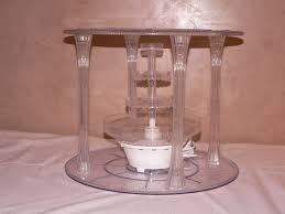 acrylic cake stands cake stand clear acrylic with affordable elegance inc