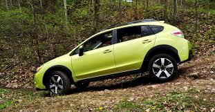 subaru crosstrek off road tires off road test review 2014 subaru xv crosstrek hybrid is