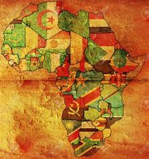 Political Map Africa by Africa Political Map Stock Photo Picture And Royalty Free Image