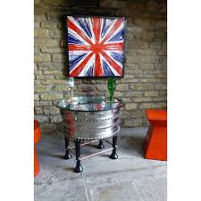 Union Jack Home Decor Wall Picture Union Jack Flag Painted Glass Picture Pop Art Frame