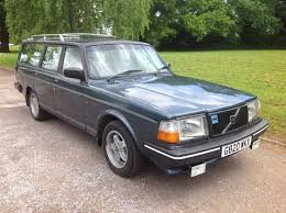deposit taken 1989 volvo 240 2 3 glt manual estate mot june