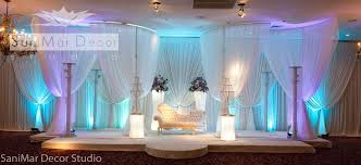 wedding reception decor wedding stage decor