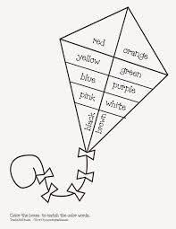 a kite for coloring alltoys for