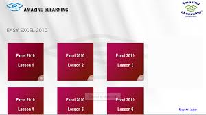 easy excel 2010 training android apps on google play