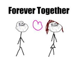 Together Alone Meme - forever alone meme best collection of lonely memes