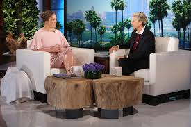 ronda rousey appears on the ellen show to talk ufc 207 and more