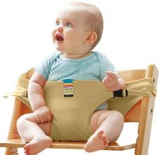 Baby Seat For Dining Chair Dining Lunch Chair Seat Safety Belt Portable Infant Seat Dining