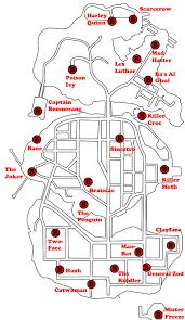 Map Of Gotham City Lego Batman 2 Dc Super Heroes Walkthrough Page 6