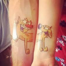 20 awesome matching tattoos only geek couples would get