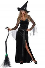 Witch Halloween Costumes Adults Witch Costumes Purecostumes