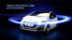 new peugeot new peugeot 208 accessories peugeot uk youtube