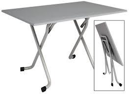table de cuisine pliante pas cher table pliante polythylne awesome table haute cuisine ikea et table