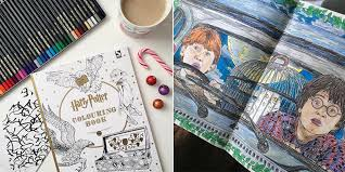 bought u0027harry potter u0027 coloring book changed