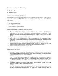 Sample Medical Office Manager Resume by Lean Management Applied By Nike