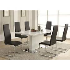 contemporary dining room set contemporary dining room set with glass table modern dining by
