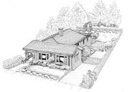 barbara tapp illustrations real estate drawings house sketches