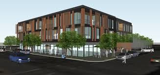 three story building ford in tgs may see three story 26 unit mixed used project
