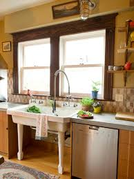 Century Kitchen Cabinets by A Century Old Kitchen Comes To Life Hgtv