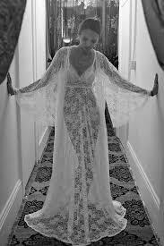 Wedding Sleepwear Bride Sheer Lace Bridal Robe Bridal Lingerie Wedding Lingerie Wedding