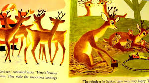 rudolph the red nosed reindeer christmas read aloud story book