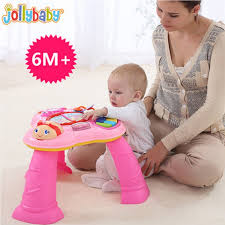 sit to stand activity table buy baby learning table and get free shipping on aliexpress com