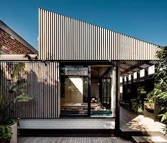 home design architecture light corridor house figr architecture design archdaily