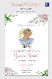 funeral invitation template free obit template 21 word psd format free premium