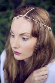 chain headpiece chain headpiece silver chain headdress hair jewelry