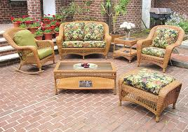 Palm Springs Outdoor Furniture by Wicker Golden Honey Palm Springs Sofa And Loveseat Collections