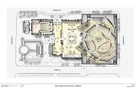 disney concert hall floor plan block 51 the north plaza voony s blog