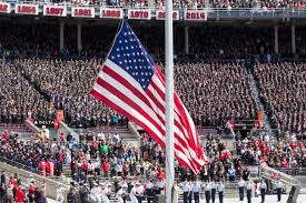 Ohios State Flag Photos 2017 The Ohio State University Spring Commencement Wtte