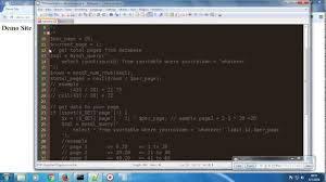 Count Pages Php Manually How To Create Pagination In Php Tutorial Exle With Code