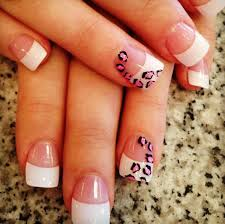 Nail Designs Cheetah 21 Leopard Print Nail Designs For 2016 Pretty Designs