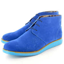 mens blue boots boot yc