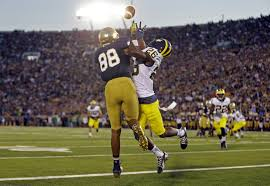 Resuming Harbaugh Hails Michigan And Notre Dame Resuming Rivalry The San