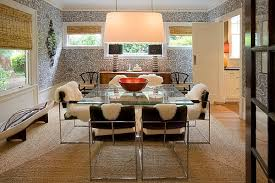 Rustic Dining Room Decorating Ideas by Dinning Rooms Contemporary Dining Room And Kitchen With Rustic