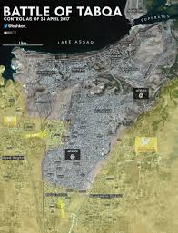 Show Me A Map Of Syria by Day Of News On The Map April 24 2017 Map Of Syrian Civil War