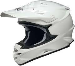 motocross helmet shoei vfx w motocross helmet white buy cheap fc moto