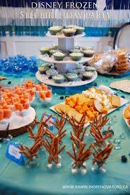 Kids Party Food Ideas Buffet by 32 Best Frozen Birthday Party Images On Pinterest Queen