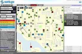 Seattle Neighborhood Map July 2015 West Woodland Ballard