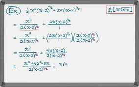 factoring negative rational exponents